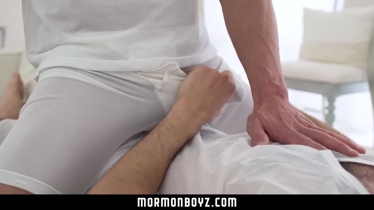 Mormonboyz Beefy Muscle Daddy Pounds Tight Twinks Hungry Hole