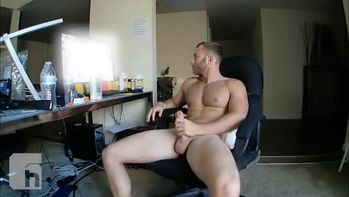 Military studs perfect fucking cumshot
