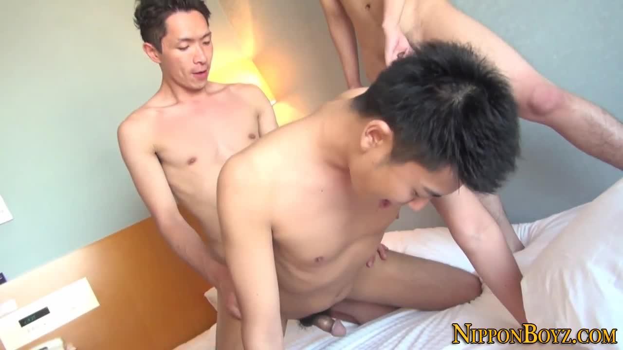 Гей Порно Азиаты Косплей