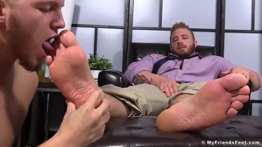 My Friends Feet