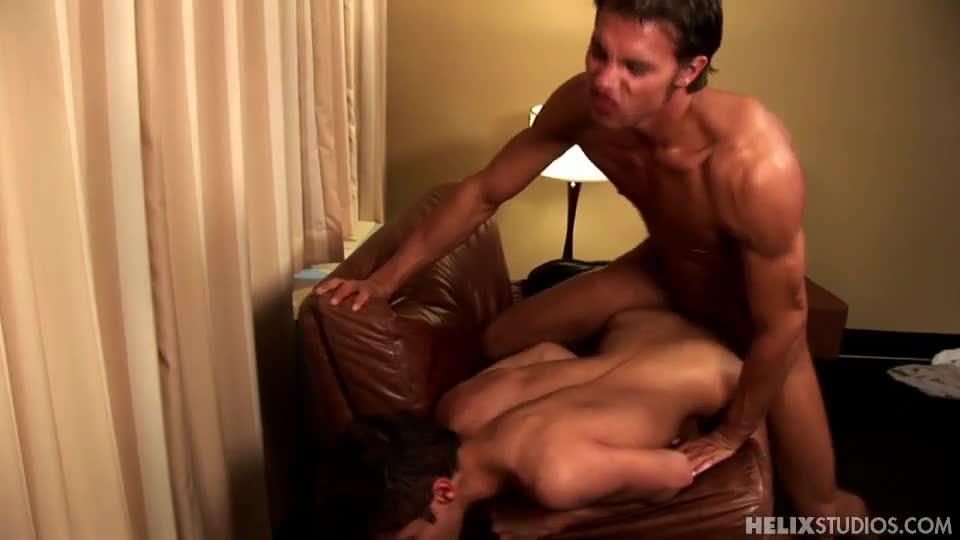 Marek And Radko Enjoy Sex