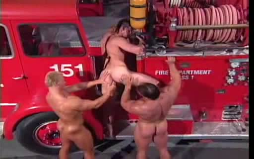 firehouse orgy