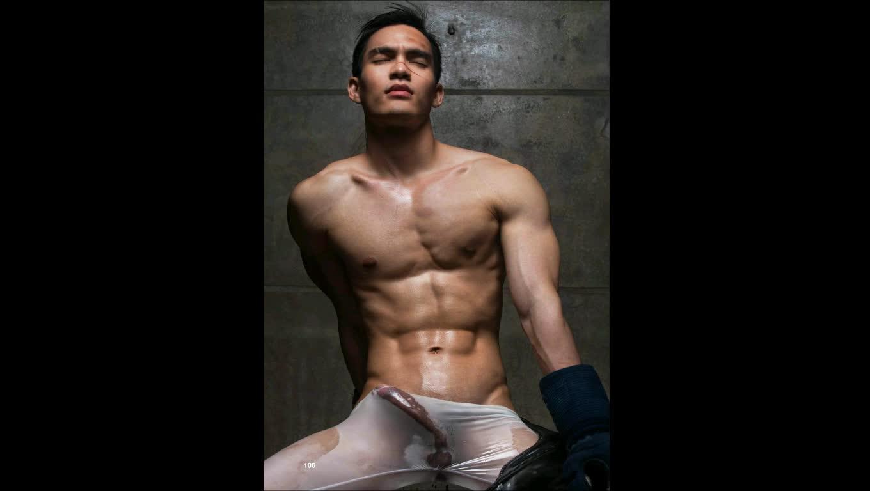 Thai gay muscle magazine cum