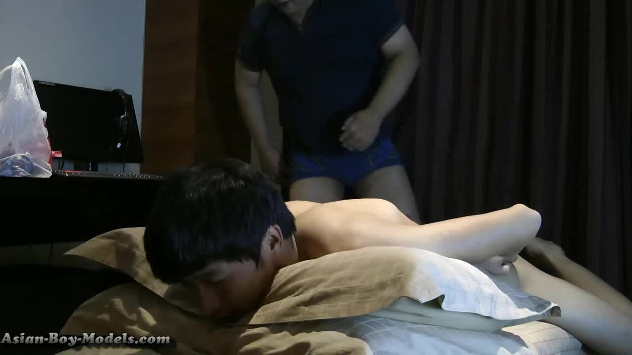 Asian boy bdsm
