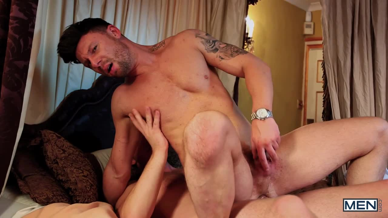 A Royal Fuckfest Gay Porn Free connor maguire & theo reid - a royal fuckfest part 1